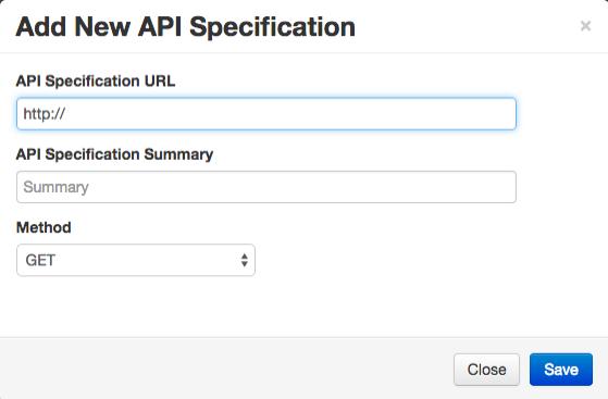 vREST API testing