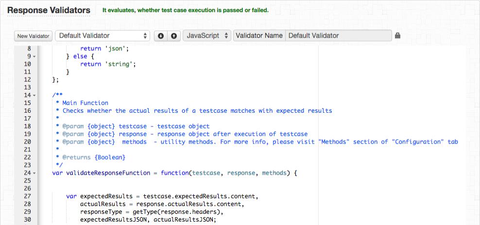 rest API testing tool